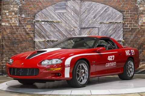 2002 Chevrolet Camaro GMMG ZL1 Supercar Phase III C5R V8 600hp #60/69 for sale