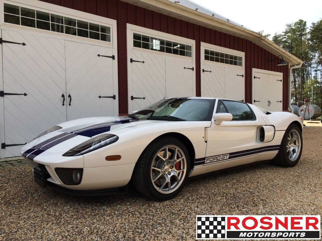 2006 Ford Ford GT 2dr Cpe