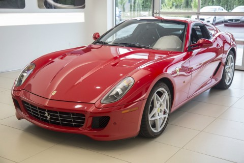 2007 Ferrari 599 for sale