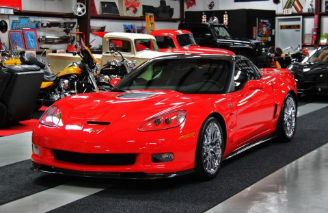 2010 Chevrolet Corvette for sale