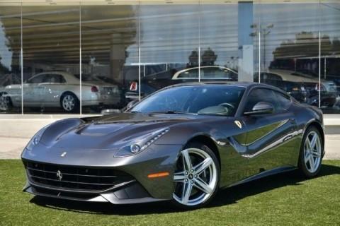 2013 Ferrari F12 Berlinetta Silverstone for sale