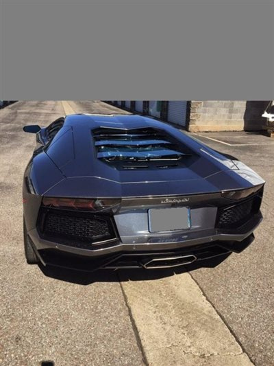 2013 Lamborghini Aventador 2dr Coupe