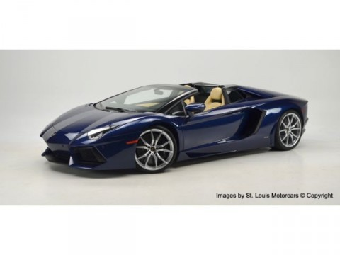 2013 Lamborghini Aventador Roadster for sale