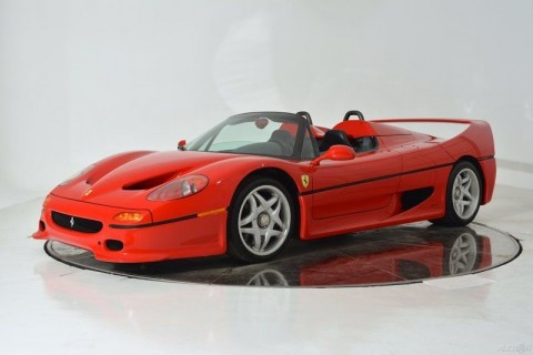 1995 Ferrari F50 V12 6-Speed for sale