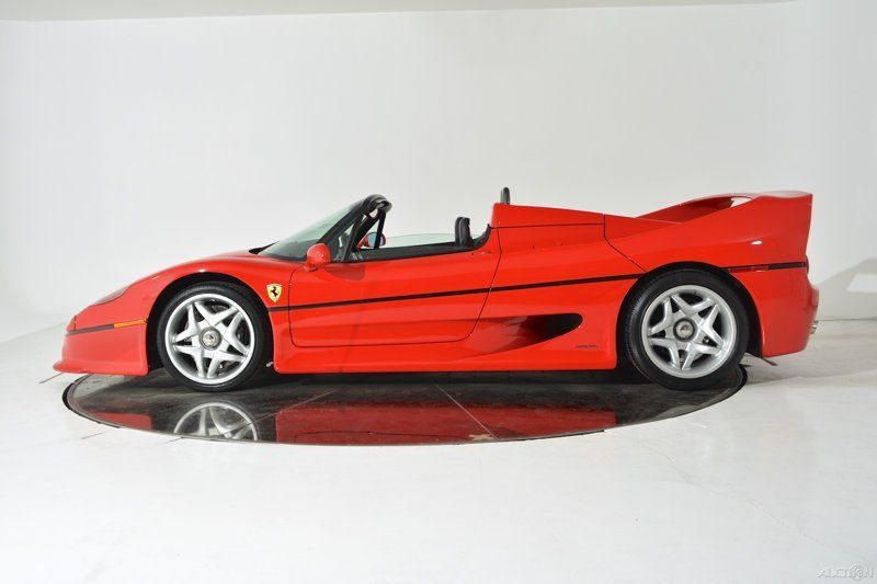 1995 Ferrari F50 V12 6-Speed