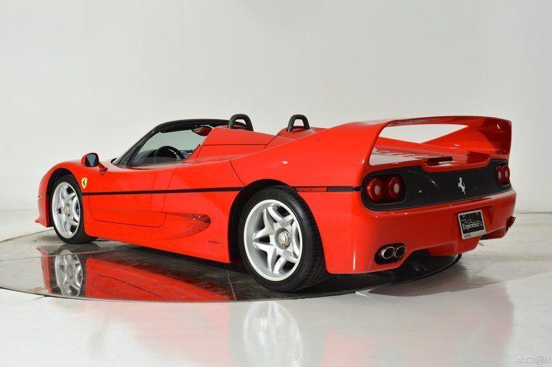 1995 Ferrari F50 V12 6-Speed