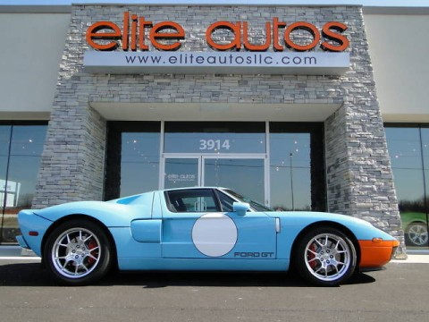 2006 Ford GT40 for sale