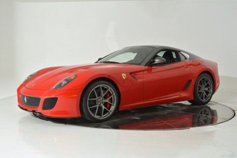 2011 Ferrari 599 599 GTO F1 for sale