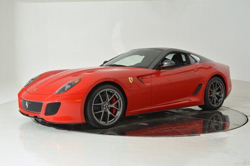 2011 Ferrari 599 599 Gto F1 For Sale