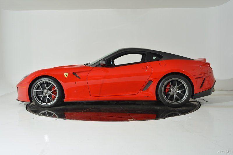 2011 Ferrari 599 599 GTO F1