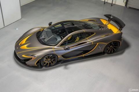 2014 McLaren P1 for sale