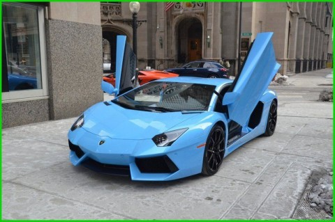 2015 Lamborghini Aventador LP700-4 for sale