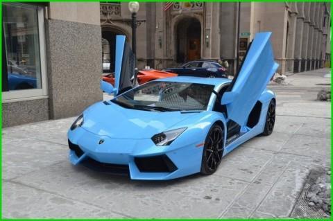 2015 Lamborghini Aventador LP700-4 for sale