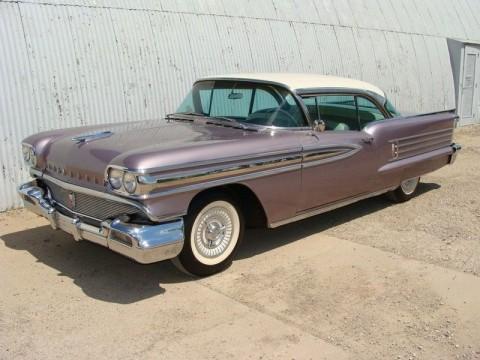 1958 Oldsmobile Super 88 2DRHT for sale