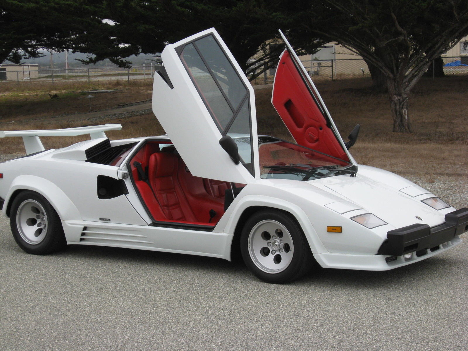 1988 Lamborghini Countach 5000s For Sale