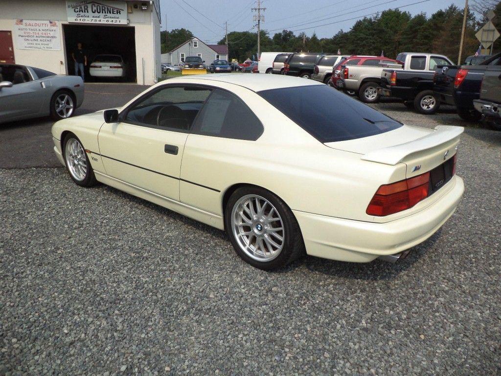 1991 BMW 8 Series 850CI