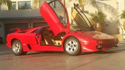 1994 Lamborghini Diablo Diablo VT Coupe
