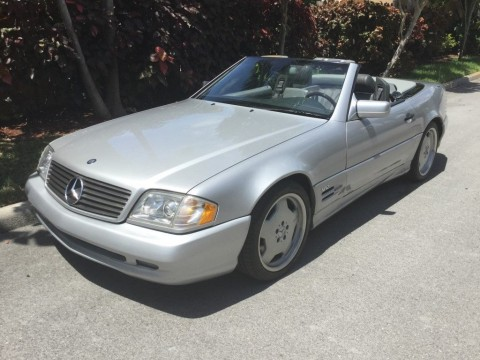 1998 Mercedes Benz SL Class for sale