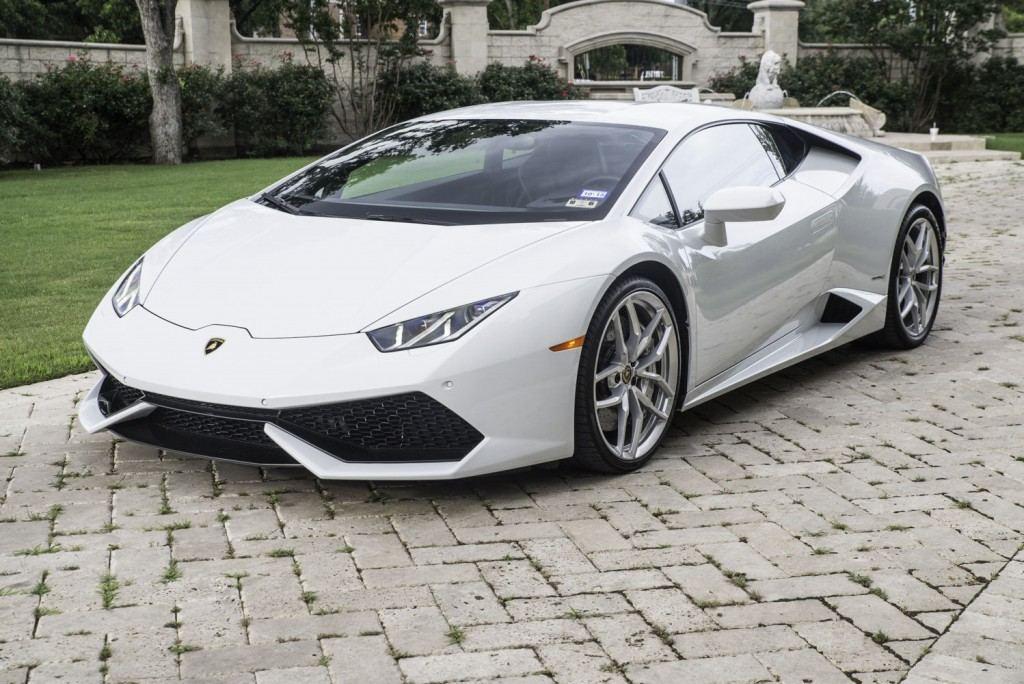 2015 Lamborghini Huracan
