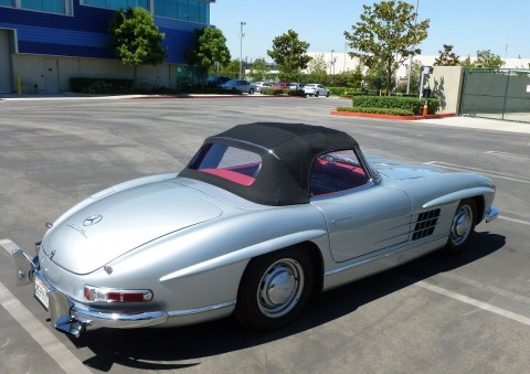 1960 Mercedes Benz SL Class for sale