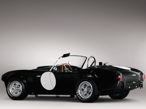 1962 Shelby Csx2032 Factory Competition Optioned COBRA for sale
