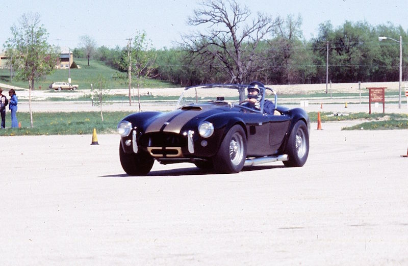 1962 Shelby Csx2032 Factory Competition Optioned COBRA