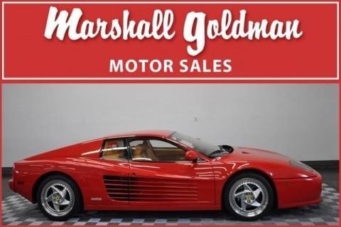 1995 Ferrari 512M for sale