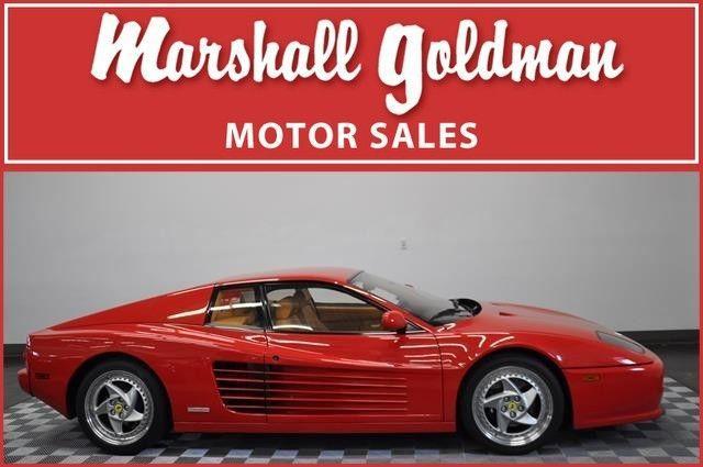 1995 Ferrari 512M
