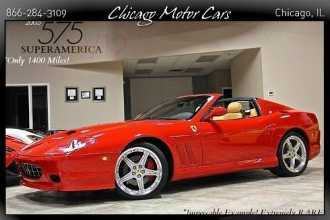 2005 Ferrari 575 2dr Coupe for sale
