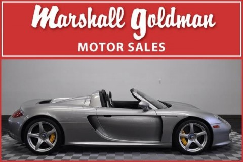 2005 Porsche Carrera GT for sale
