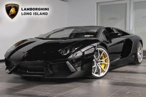 2014 Lamborghini Aventador LP 700 4 Roadster for sale