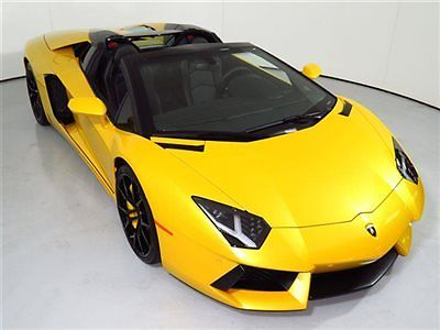 2015 Lamborghini Aventador 2dr Convertible for sale