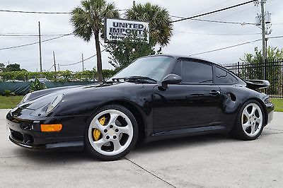 1997 Porsche 911 Turbo S for sale