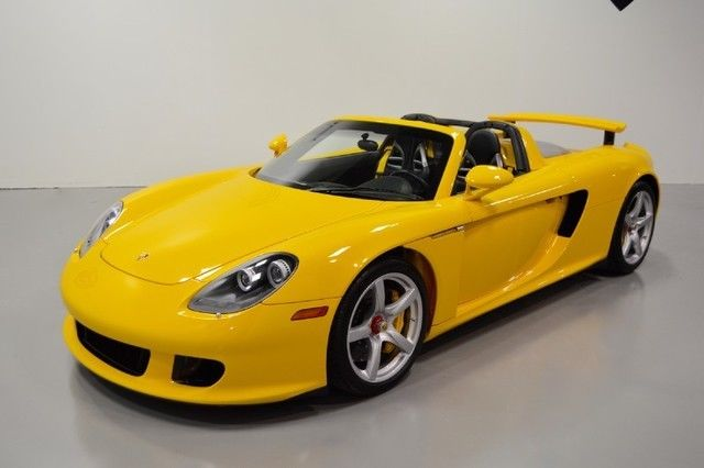 2005 Porsche Carrera GT 1 of 89
