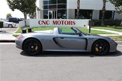 2005 Porsche Carrera GT 2dr Carrera for sale