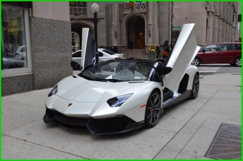 2014 Lamborghini Aventador LP 720 4 Roadster for sale
