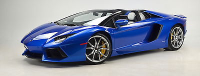 2015 Lamborghini Aventador LP 700 4 for sale
