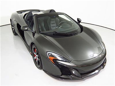 2015 Mclaren 2dr Convertible Spider for sale