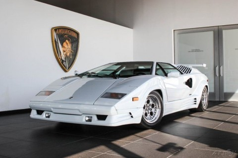 1990 Lamborghini Countach 25th Anniversary for sale