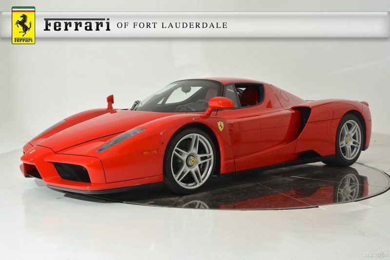 2003 Ferrari Enzo V12 F1 For Sale