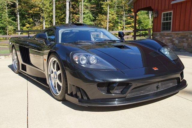 2005 Saleen S7 Street COMPETITION