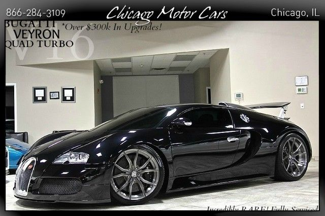 2006 bugatti veyron 2dr coupe for sale. Black Bedroom Furniture Sets. Home Design Ideas