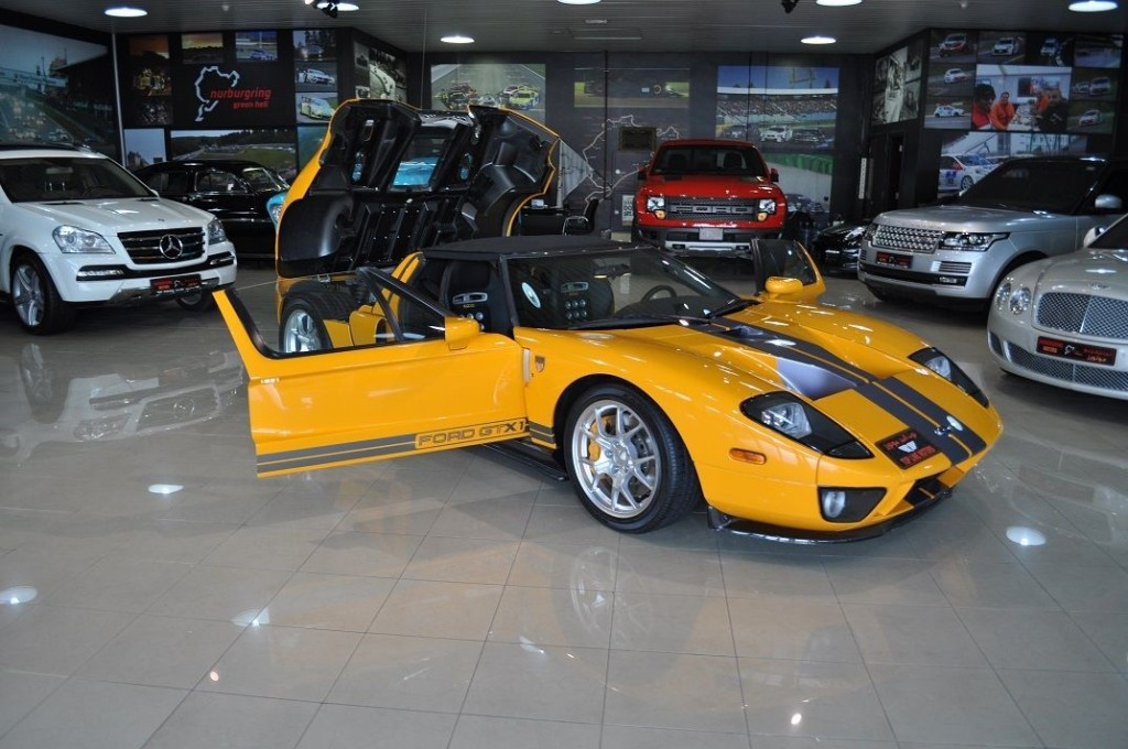 2006 Ford Ford GT GTX1 For Sale