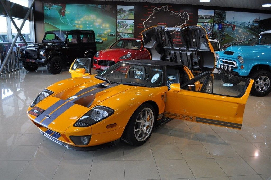 2006 Ford Ford GT GTX1