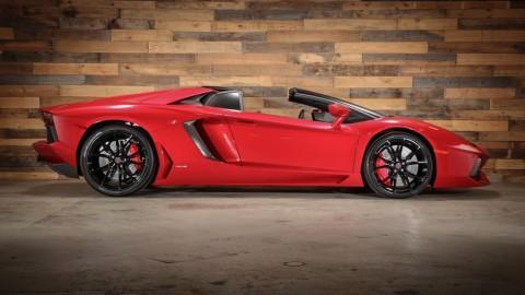 2015 Lamborghini Aventador Roadster Ad Personam for sale