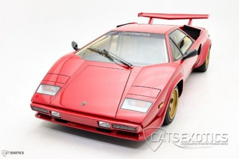 1983 Lamborghini Countach Lp5000s for sale