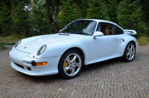 1997 Porsche 911 993 Turbo S for sale