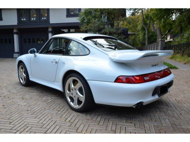1997 Porsche 911 993 Turbo S