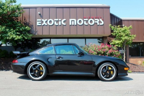 1997 Porsche 911 Turbo S (993) for sale