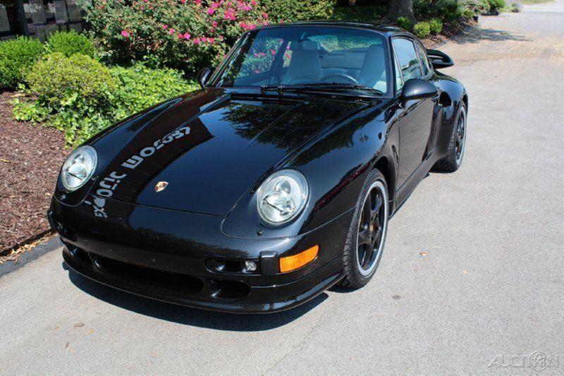 1997 Porsche 911 Turbo S (993)